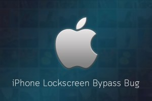 bypass iphone lock passcode screen