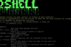 JQShell - A Weaponized Version Of CVE-2018-9206 (Unauthenticated arbitrary file upload vulnerability in Blueimp jQuery-File-Upload <= v9.22.0)