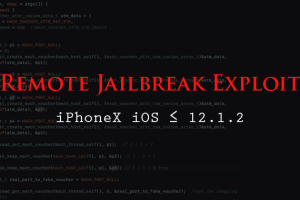 ios12 remote jailbreak exploit