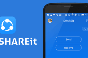 Shareit android hack