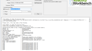 Volatility Workbench - A GUI For Volatility Memory Forensics