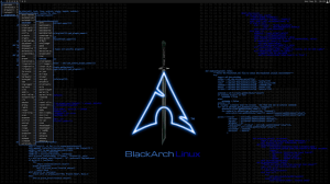 BlackArch Linux v2019.09.01 - Penetration Testing Distribution