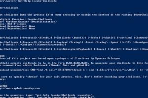 PowerSploit - A PowerShell Post-Exploitation Framework