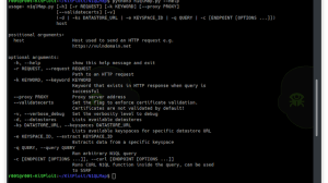 N1QLMap - The Tool Exfiltrates Data From Couchbase Database By Exploiting N1QL Injection Vulnerabilities