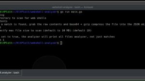 Webshell-Analyzer - Web Shell Scanner And Analyzer