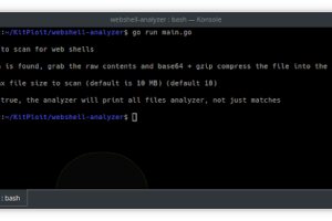 Webshell-Analyzer - Web Shell Scanner And Analyzer
