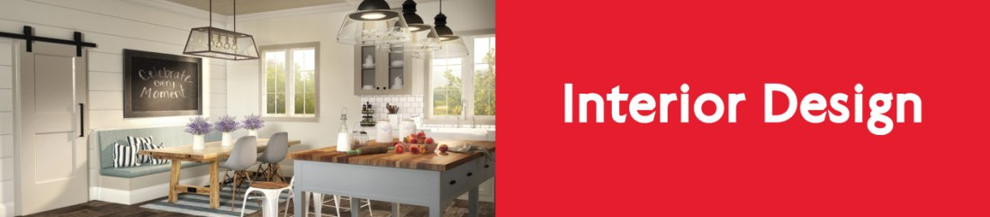 Interior designs and interior finishing products in Penticton.