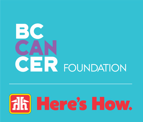 Penticton Home Hardware fundraising for the BC Cancer Foundation.