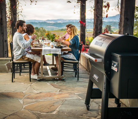 Outdoor living and patio furniture in Penticton.