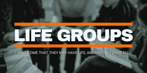 Life Groups Fall 2020