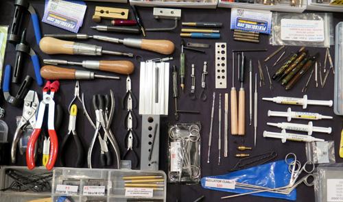 Pen Tools Repair Fountain