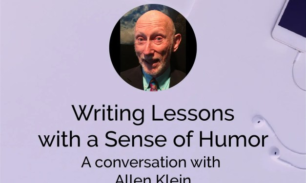 Writing Lessons with a Sense of Humor