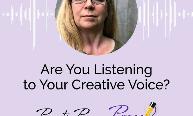 Are You Listening to Your Creative Voice?