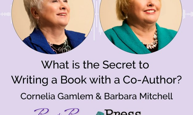 What is the Secret to Writing a Book with a Co-Author?