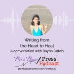 Writing From the Heart to Heal