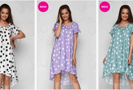 rochii cu buline