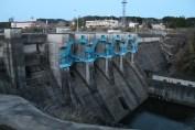 上総亀山 dam