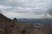 筑波山 summit 4