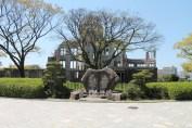 広島平和記念公園 原爆ドーム 4