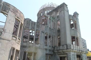 広島平和記念公園 原爆ドーム 18