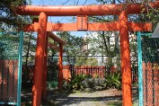 The Shugyokuinari shrine