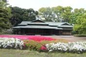 A tea house