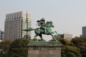 Statue of Kusunoki Masashige (楠正成)
