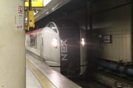 東京駅NEX 2