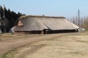 A large pit dwelling