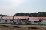 蟹田駅 3