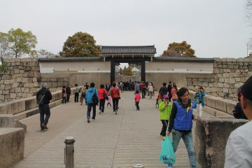 大阪城公園 21