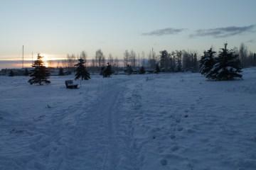 Raahe Winter 73