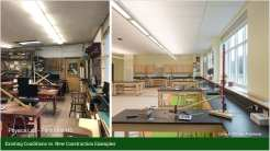 existing v new conditions physics lab