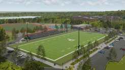 Pentucket Football - Stadium