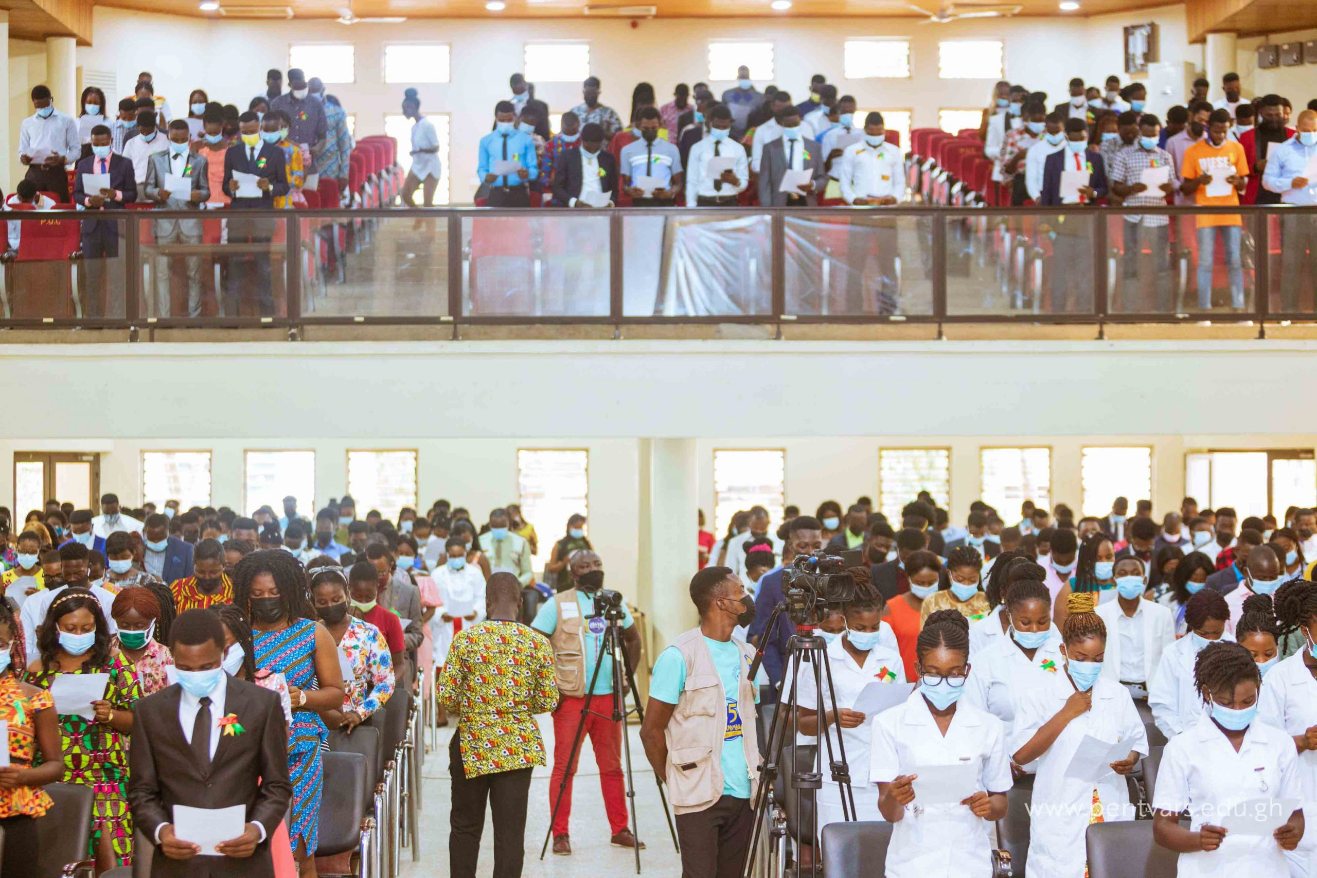 Pentecost University Doubles Admissions This Year