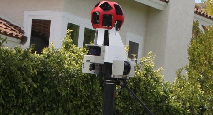 Google Street View, Potret Foto dengan Sudut 360 Derajat 1