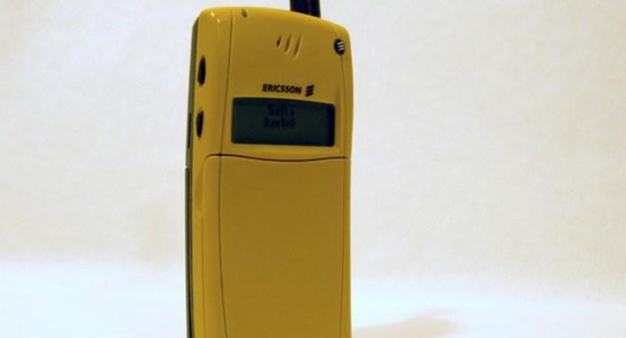 Ericsson T10