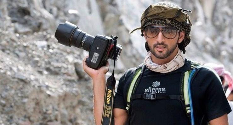 sheikh hamdan bawa kamera