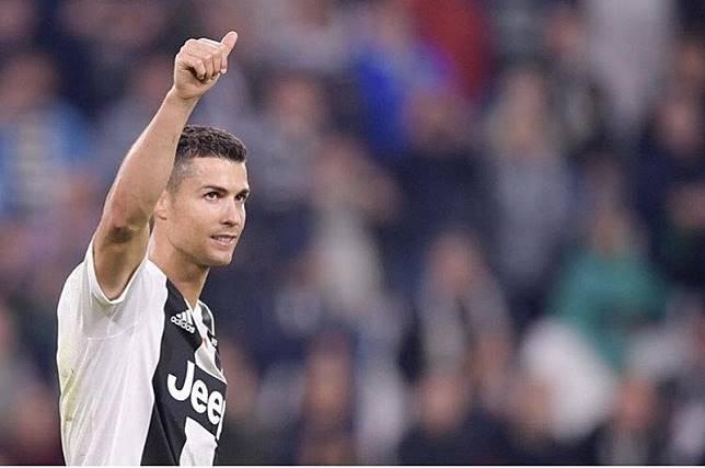 Allegri: Ronaldo Memang Pantas Raih Trofi Ballon Dor