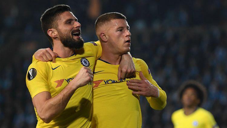 Hasil Pertandingan Malmo Vs Chelsea Skor 1-2