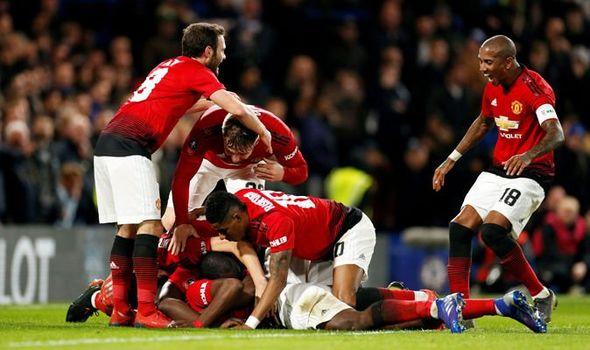 Hasil Pertandingan Chelsea Vs Manchester United Skor 0-2