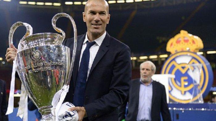 Zidane dan Pelatih Yang Telah Pulang Ke Tim Lama