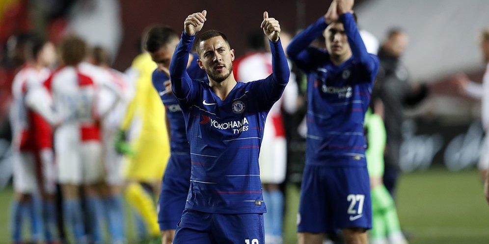 Klopp: Eden Hazard Yang Terbaik Didunia