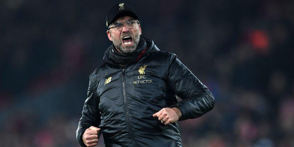Klop: Normal Kalau Liverpool Itu Terpeleset