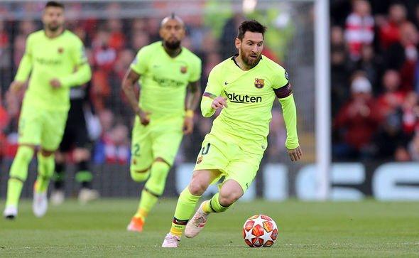 Kekalahan Barcelona Messi Layak Di Salahkan Menurut Ronaldo