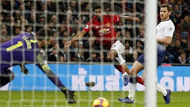 Manchester United Telah Tekuk Tottenham Hotspur Di Stadion Wembley