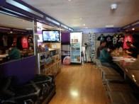 Reception & breakfast area Hotel Leidsplein