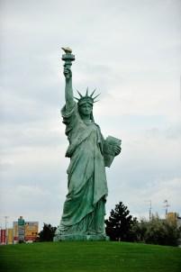 Статуя кольмарской Свободы