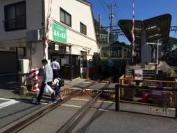 Поезд в Камакура