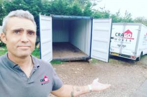 Storage Container in Penzance